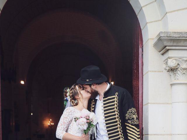 Le mariage de Foucauld et Hélène à Cussay, Indre-et-Loire 79