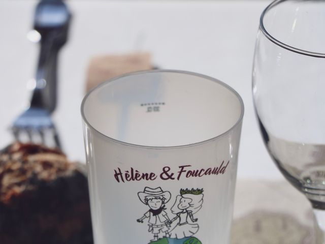 Le mariage de Foucauld et Hélène à Cussay, Indre-et-Loire 87