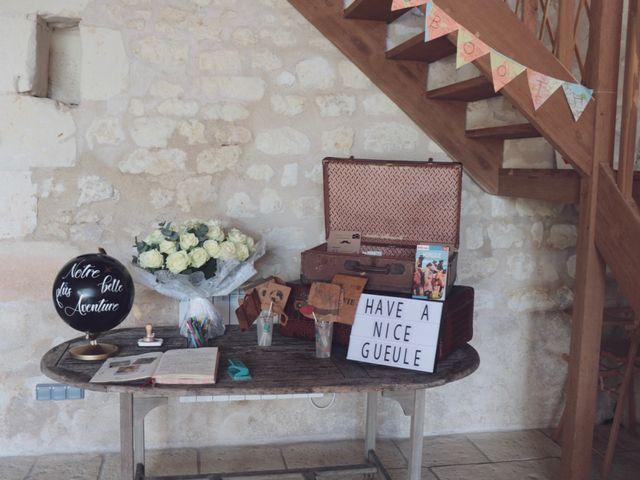 Le mariage de Foucauld et Hélène à Cussay, Indre-et-Loire 94