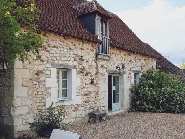 Le mariage de Foucauld et Hélène à Cussay, Indre-et-Loire 102