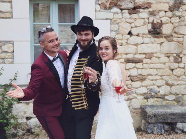 Le mariage de Foucauld et Hélène à Cussay, Indre-et-Loire 104