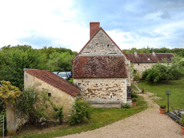 Le mariage de Foucauld et Hélène à Cussay, Indre-et-Loire 107