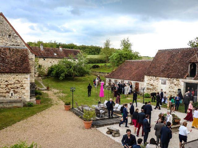 Le mariage de Foucauld et Hélène à Cussay, Indre-et-Loire 108