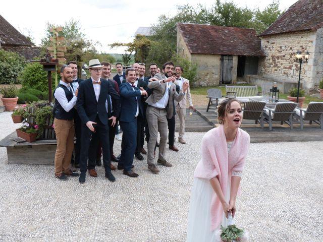 Le mariage de Foucauld et Hélène à Cussay, Indre-et-Loire 109