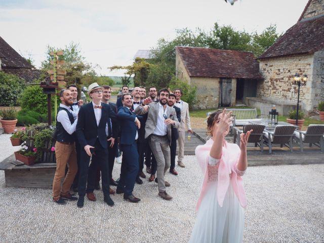 Le mariage de Foucauld et Hélène à Cussay, Indre-et-Loire 110