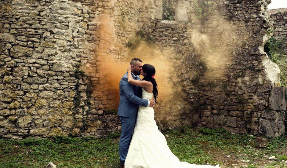 Le mariage de Thibaud et Sonia à Briord, Ain