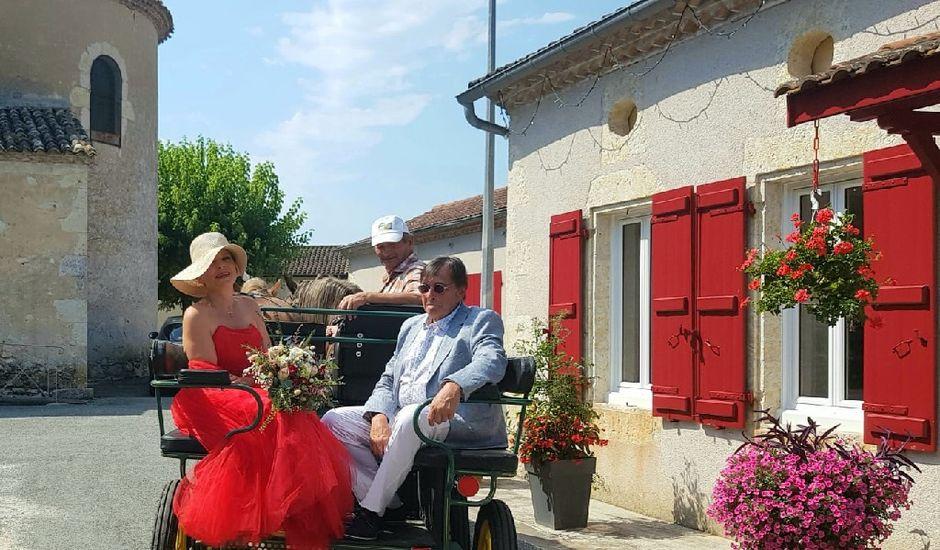 Le mariage de Philippe  et Estelle  à Réaup-Lisse, Lot-et-Garonne