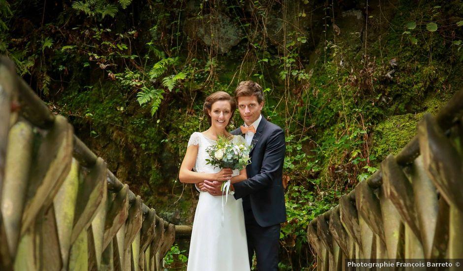 Le mariage de Florian et Marion à Remiremont, Vosges
