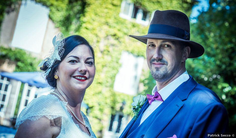 Le mariage de Christophe et Marie-Isabelle à Scy-Chazelles, Moselle