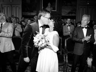 Le mariage de Cornelia et Michel