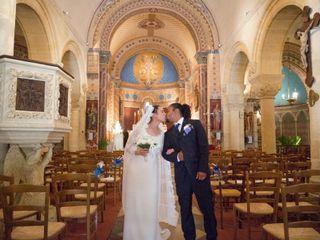 Le mariage de Mélanie et Jolberto