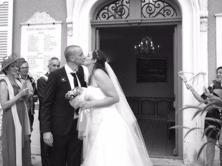 Le mariage de Emilie et Bertrand