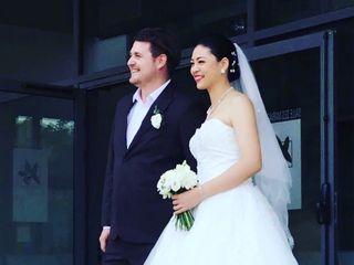 Le mariage de Shengnan  et Pierre  2