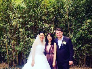 Le mariage de Shengnan  et Pierre  3