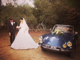 Le mariage de Shengnan  et Pierre