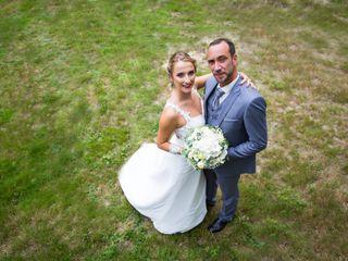 Le mariage de Laetitia et Christophe