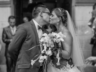 Le mariage de Alisée et Maxime