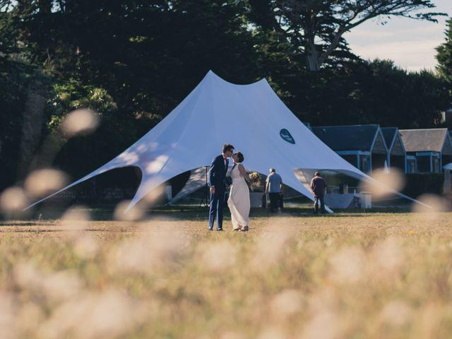 Le mariage de Arnaud et Marion à Île de Batz, Finistère 1