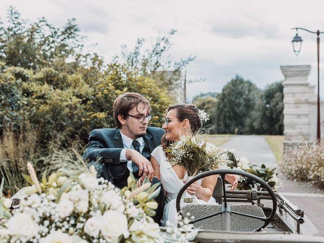 Le mariage de Caroline et Maxime