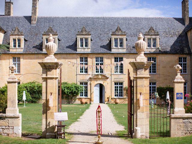 Le mariage de Fabrice et Elsa à Montignac, Dordogne 2