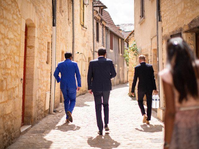 Le mariage de Fabrice et Elsa à Montignac, Dordogne 32