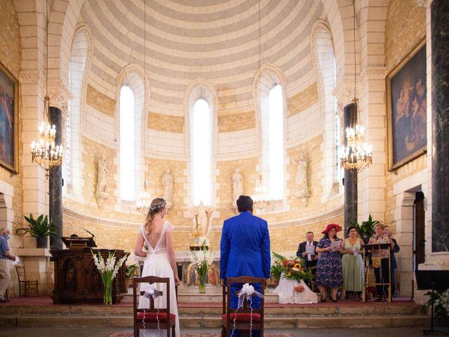 Le mariage de Fabrice et Elsa à Montignac, Dordogne 33