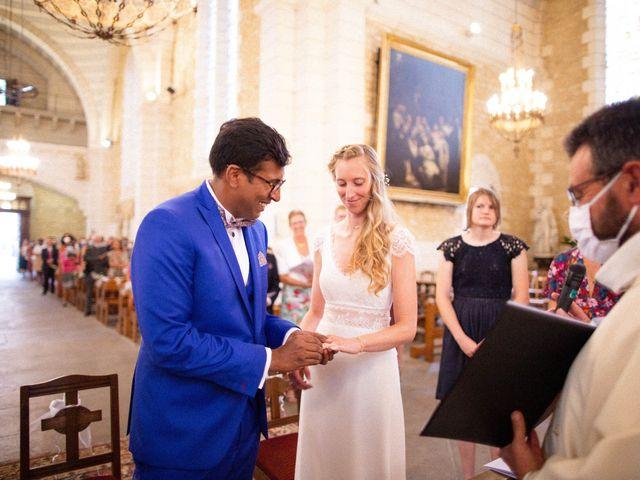Le mariage de Fabrice et Elsa à Montignac, Dordogne 34
