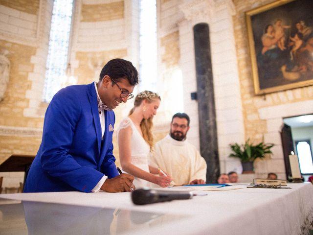 Le mariage de Fabrice et Elsa à Montignac, Dordogne 36