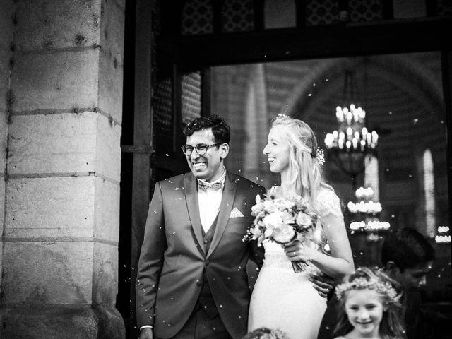 Le mariage de Fabrice et Elsa à Montignac, Dordogne 37