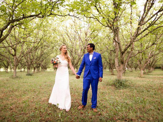 Le mariage de Elsa et Fabrice