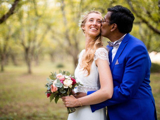 Le mariage de Fabrice et Elsa à Montignac, Dordogne 39