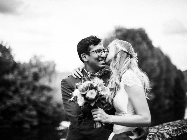 Le mariage de Fabrice et Elsa à Montignac, Dordogne 40