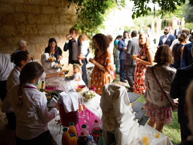 Le mariage de Fabrice et Elsa à Montignac, Dordogne 47
