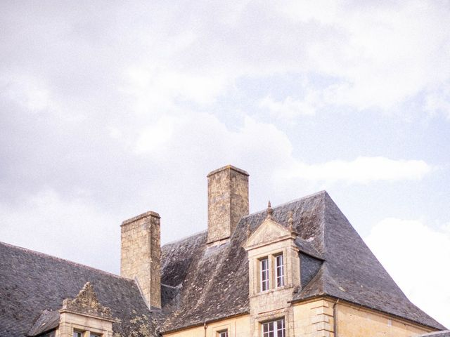 Le mariage de Fabrice et Elsa à Montignac, Dordogne 48