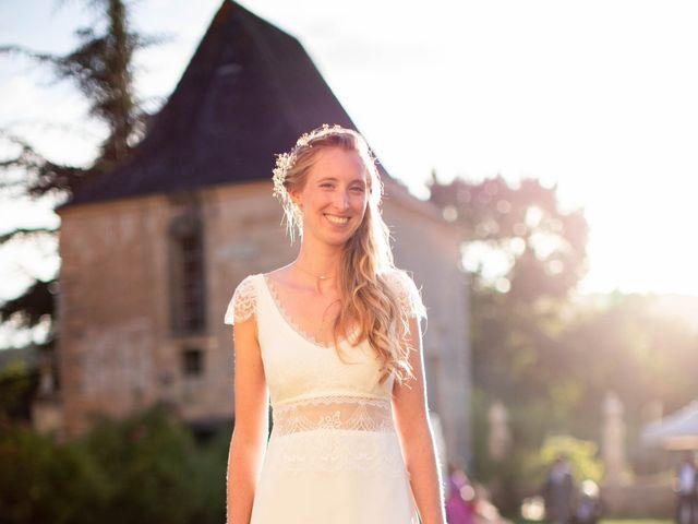 Le mariage de Fabrice et Elsa à Montignac, Dordogne 50