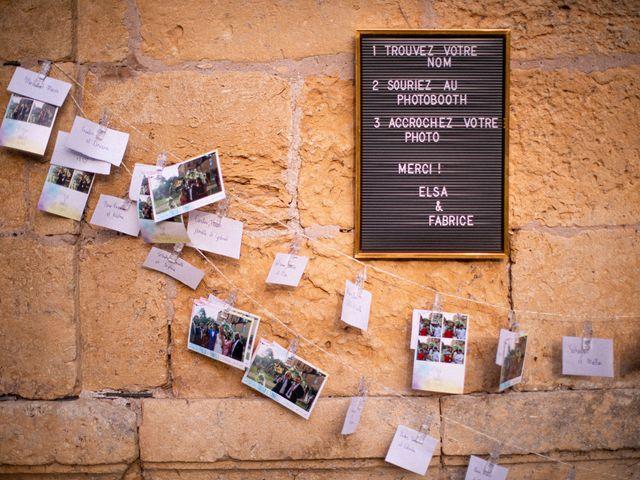 Le mariage de Fabrice et Elsa à Montignac, Dordogne 51