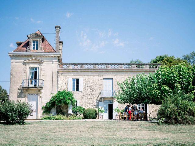 Le mariage de Ayméric et Charlotte à Blanquefort, Gironde 6