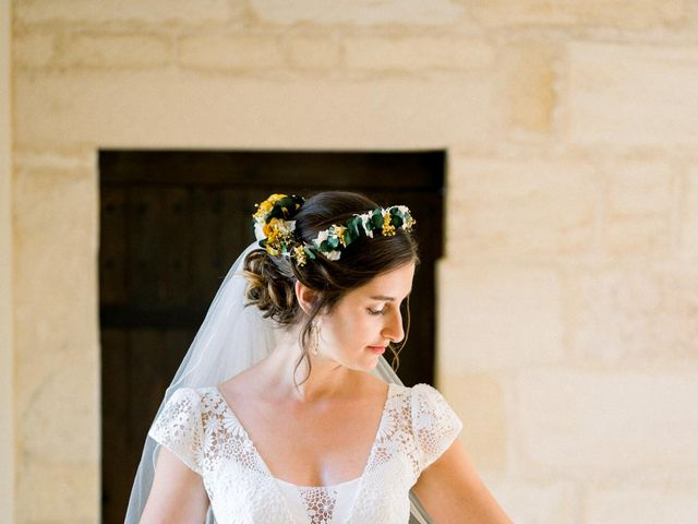 Le mariage de Ayméric et Charlotte à Blanquefort, Gironde 11