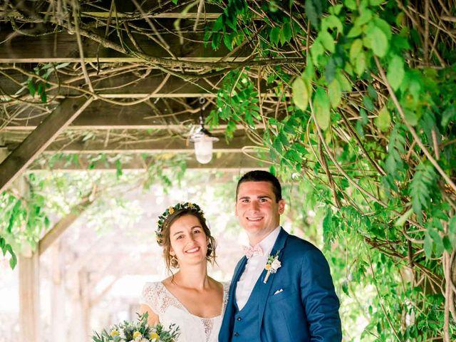 Le mariage de Ayméric et Charlotte à Blanquefort, Gironde 22