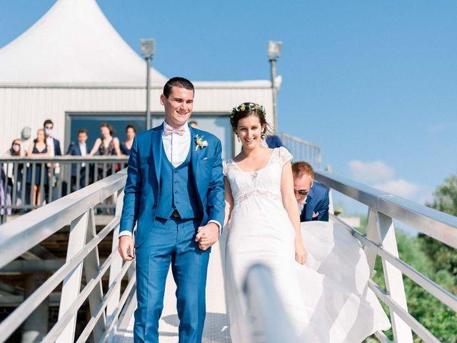 Le mariage de Ayméric et Charlotte à Blanquefort, Gironde 24