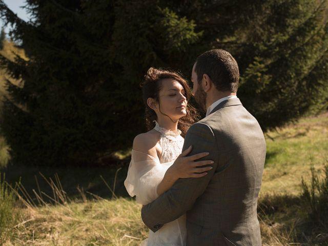 Le mariage de Xavier et Nadège à Marsat, Puy-de-Dôme 3
