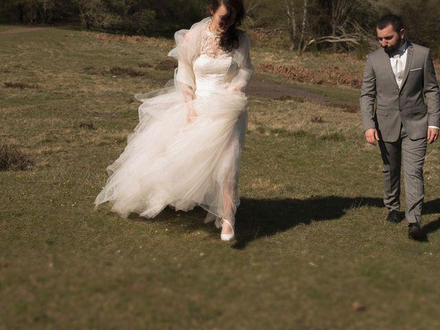 Le mariage de Xavier et Nadège à Marsat, Puy-de-Dôme 5