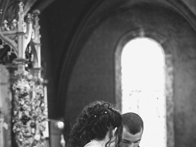 Le mariage de Xavier et Nadège à Marsat, Puy-de-Dôme 15