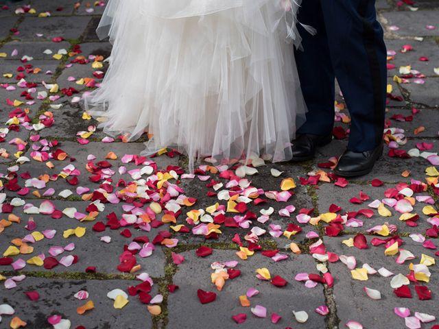 Le mariage de Xavier et Nadège à Marsat, Puy-de-Dôme 16