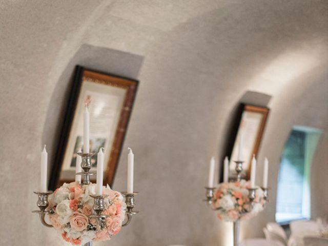 Le mariage de Xavier et Nadège à Marsat, Puy-de-Dôme 22