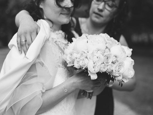 Le mariage de Xavier et Nadège à Marsat, Puy-de-Dôme 26