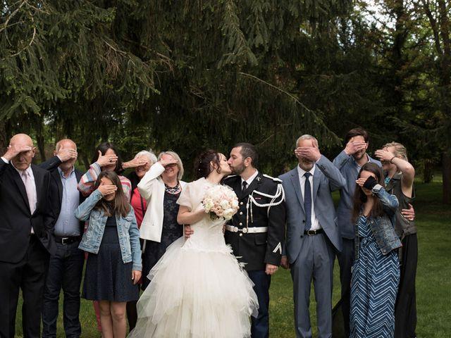 Le mariage de Xavier et Nadège à Marsat, Puy-de-Dôme 27