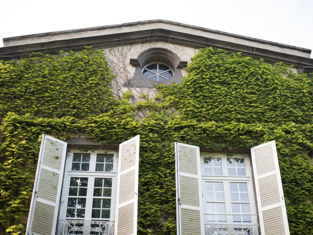 Le mariage de Xavier et Nadège à Marsat, Puy-de-Dôme 28