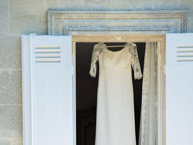 Le mariage de Jolberto et Mélanie à Izon, Gironde 3