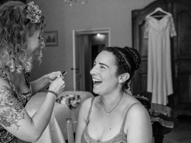 Le mariage de Jolberto et Mélanie à Izon, Gironde 6